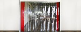 Полосовые пленочные пвх завесы шторы